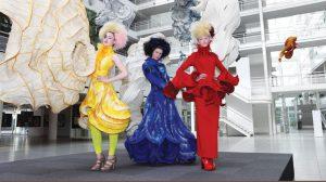Opening Exhibition Down The Fiber 2012 - Photo: Rene Lauffer