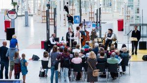 UIT Festival The Hague 2017 - Finissage Stylish Atrium - Photo De Schaapjesfabriek - Tessa Veldhorst
